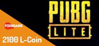 Pubg Lite 2100 L-Coin