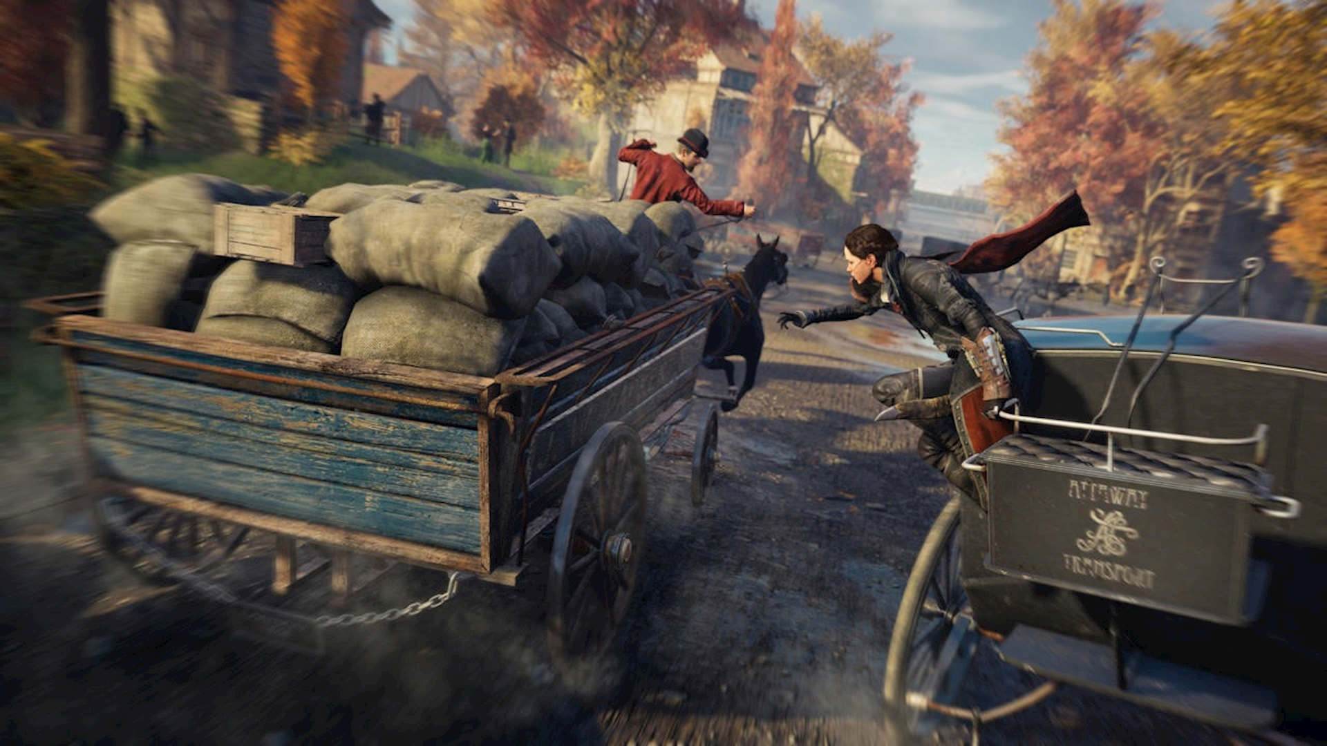 """""""Assassin's Creed Syndicate"""" Bu Hafta Epic Games Mağazasında Ücretsiz Olacak"""