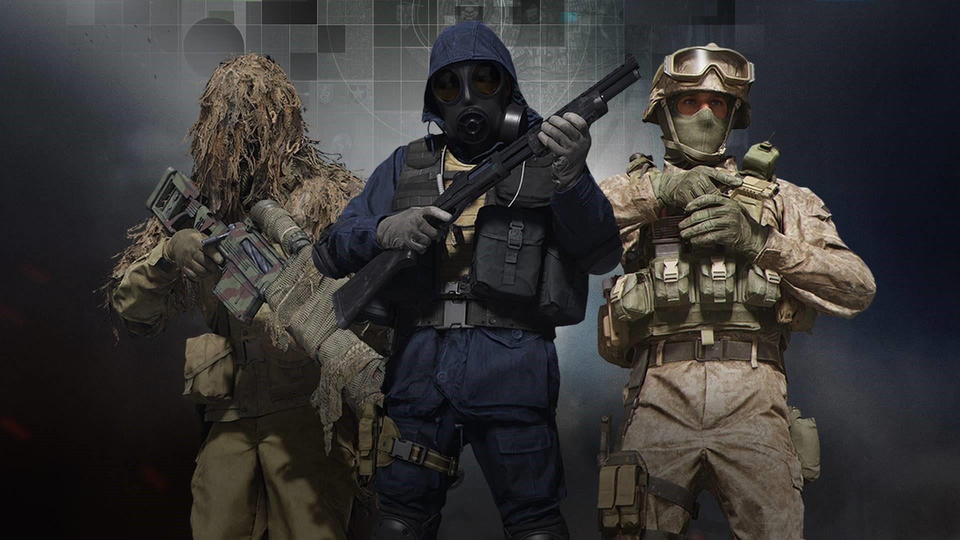 Call Of Duty: Modern Warfare Hayranların En Sevdiği Haritaya Yeni 1v1 Çalma Listesi Ekledi