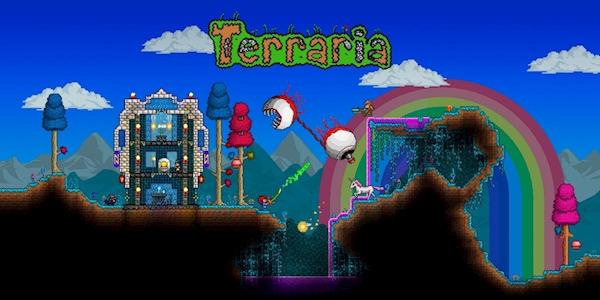 Terraria Satış Rekoruna Ulaştı!