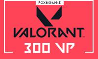 300 VP Valorant Points