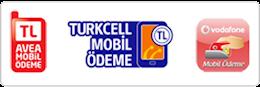 Mobil Ödeme Faturalı ve Kontörlü hatlara açıldı.
