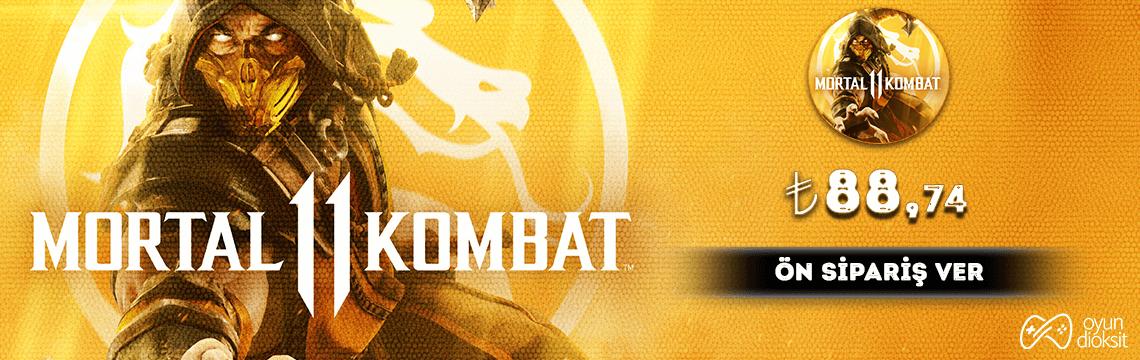 Mortal Kombat 11 Ön Sipariş Ver!