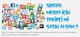 Sosyal Medya Takipçi Hizmeti Sitemizde!!