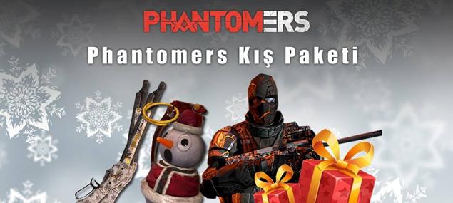 Phantomers Kış Mevsimi Şenlikleri