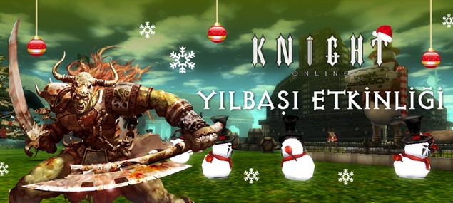 Knight Online Yılbaşı Etkinliği