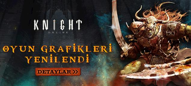 Knight Online grafikleri yenilendi