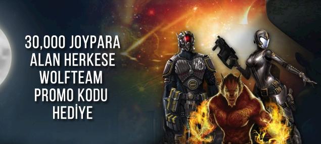 Wolfteam Promo Kod Hediye