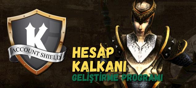 Knight Online Hesap Kalkanı Geliştirme Programı
