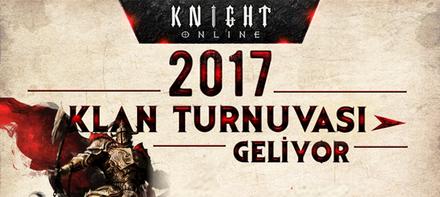 Knight online klan turnuvası 2017