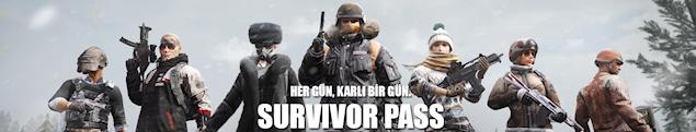 PUBG: Survivor Pass Bundle şimdi satışta