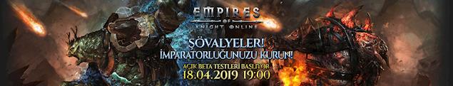 Empires of Knight Online Nedir - Ödüller - Nasıl katılırım ?