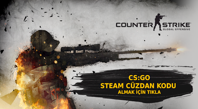 CS-GO Steam Cüzdan Kodu