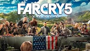 Far Cry 5 Resmi Çıkış Tarihi Beli Oldu.