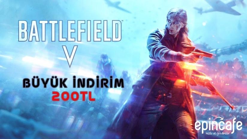 Battlefield V Satışlarında Büyük İndirim