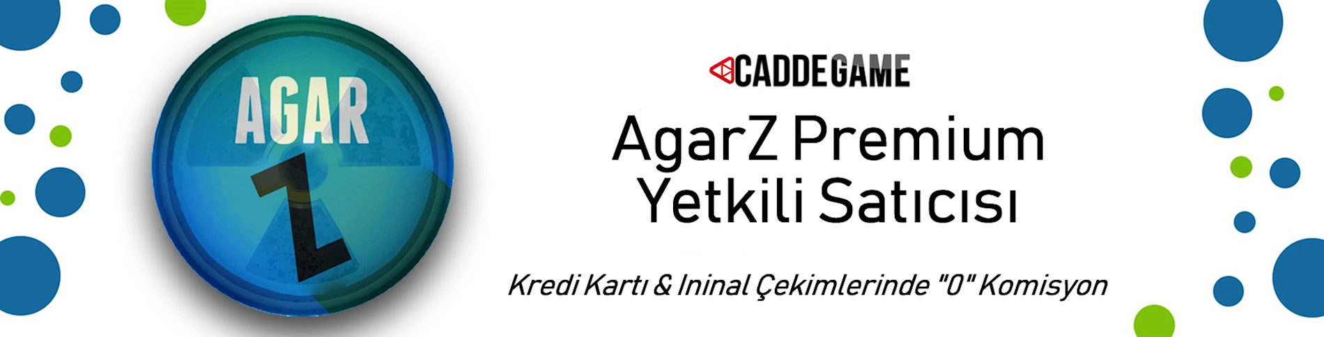 Agarz Premium CaddeGame.Com'da Satın Alın.
